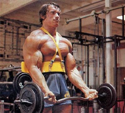 Arnold usava esteroides