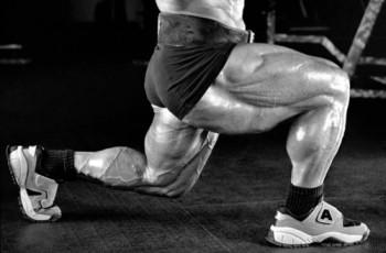 Não treine em casa antes de ler isso: Pernas